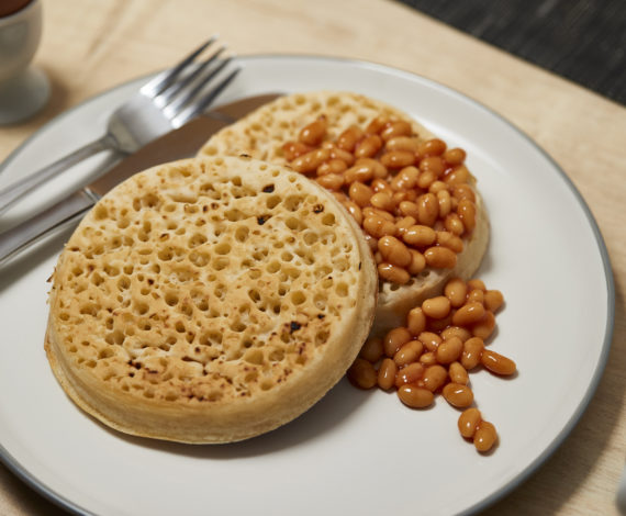 Epic Crumpets
